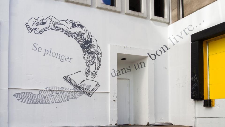 murs à mots – 2014 - b. rouyère et d. desbiens – résultat