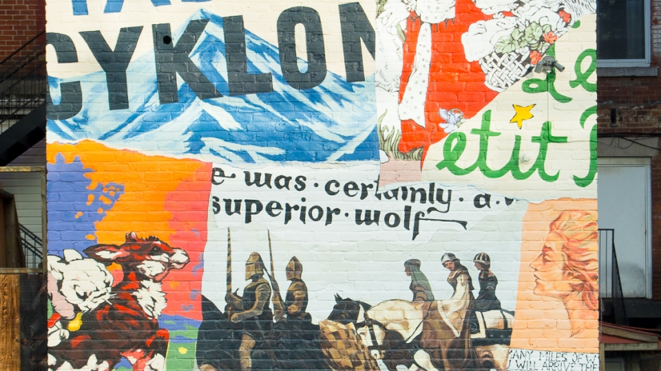 murs à mots – 2014 - w. patrick et a. sajkowski – résultat