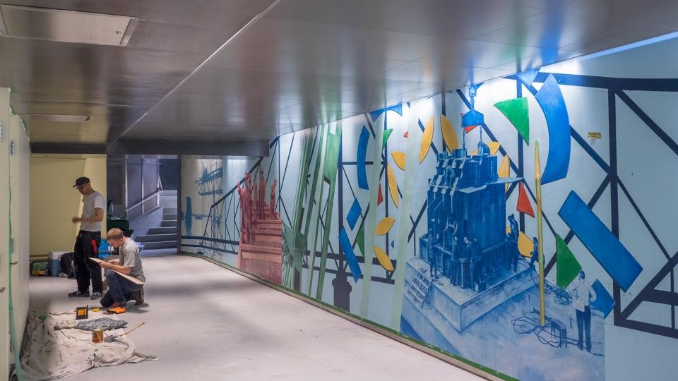 la traversée – rafael sottolichio – 2016 - making of